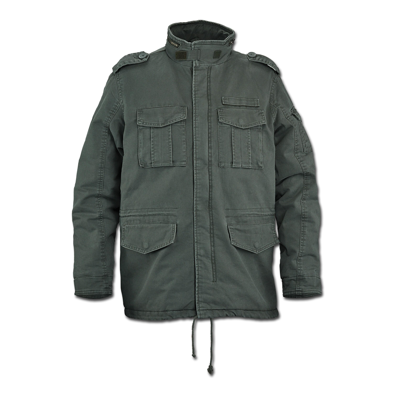 Jacket Vintage Industries M65 olive
