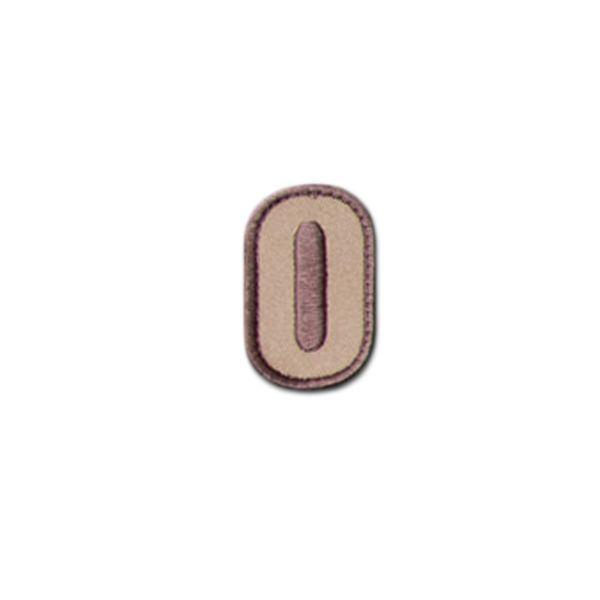 MilSpecMonkey Patch Tac Number 0 desert