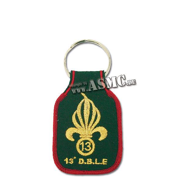 Keyring Foreign Legion 13e DBLE
