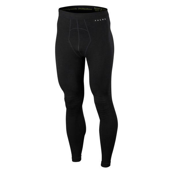 FALKE Leggings Merino Long Tights black