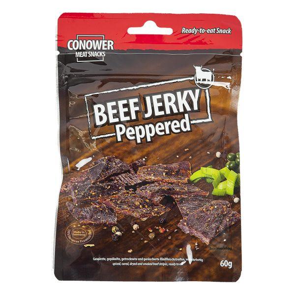 Conower Jerky Beef Jerky Wild Garlic Pepper 60 g