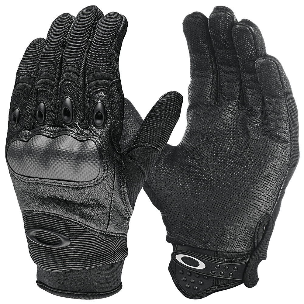 Purchase The Oakley Pilot Glove Black By Asmc