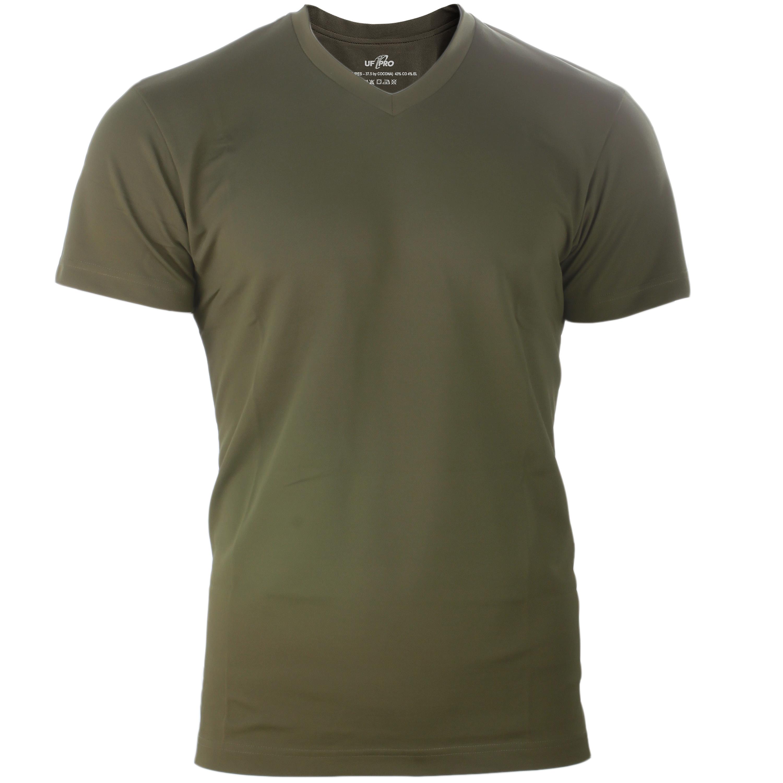 UF Pro T-Shirt Urban chive green