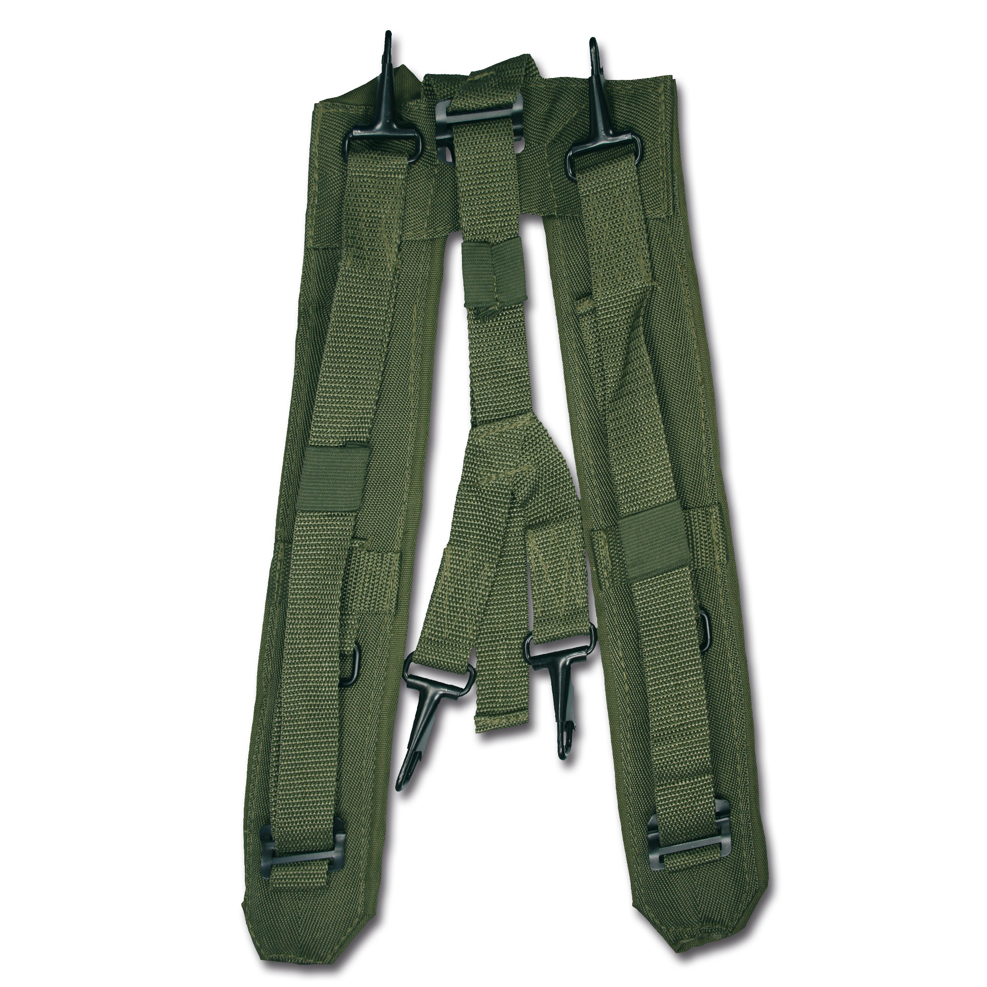 Web Gear Suspender U.S. Style olive