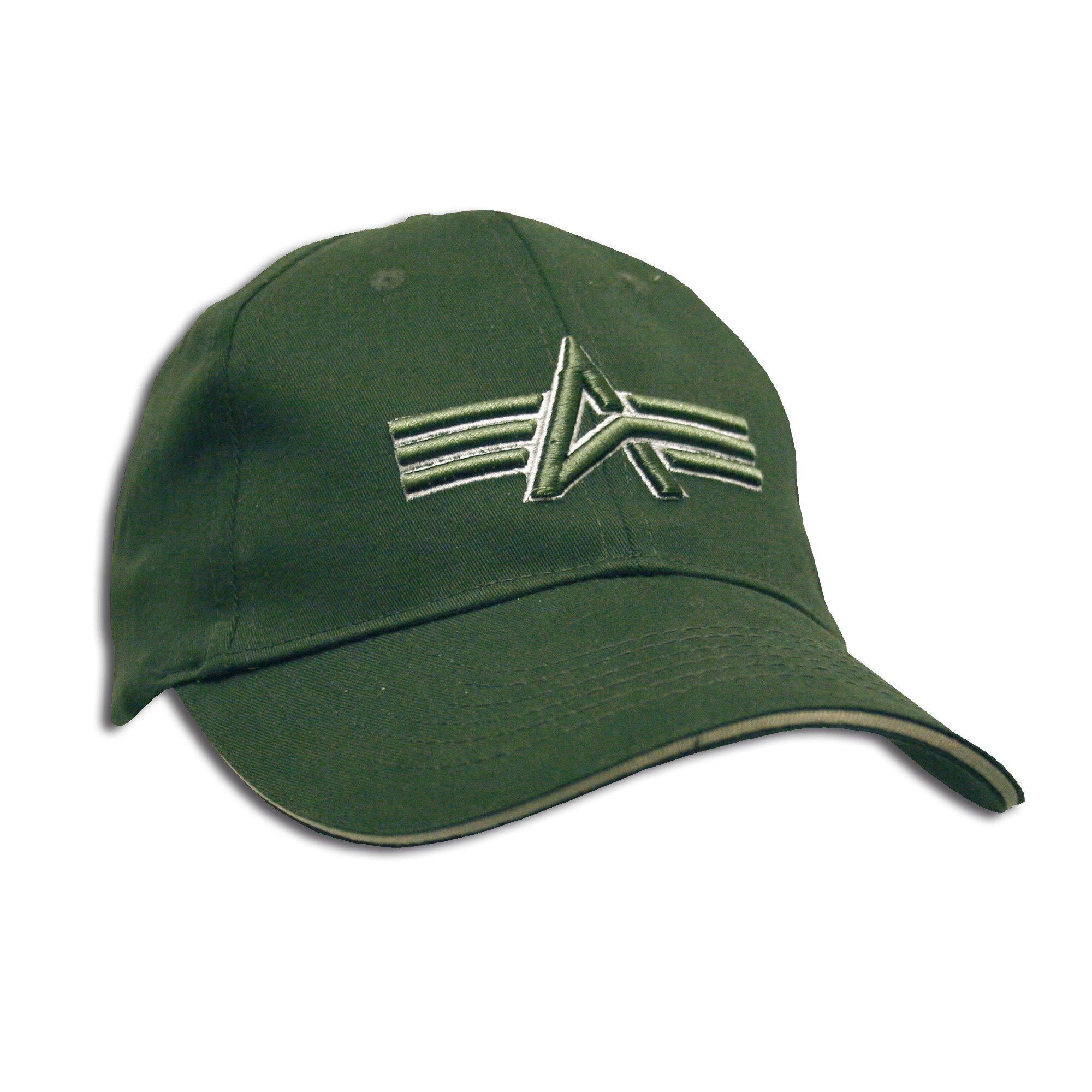 Baseball Cap Alpha olive