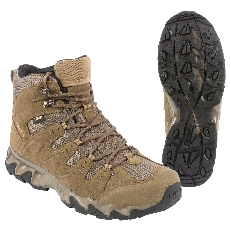 Meindl Tactical Shoe Provider GTX sand