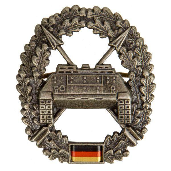 German Armed Forces beret insignia Panzerjäger
