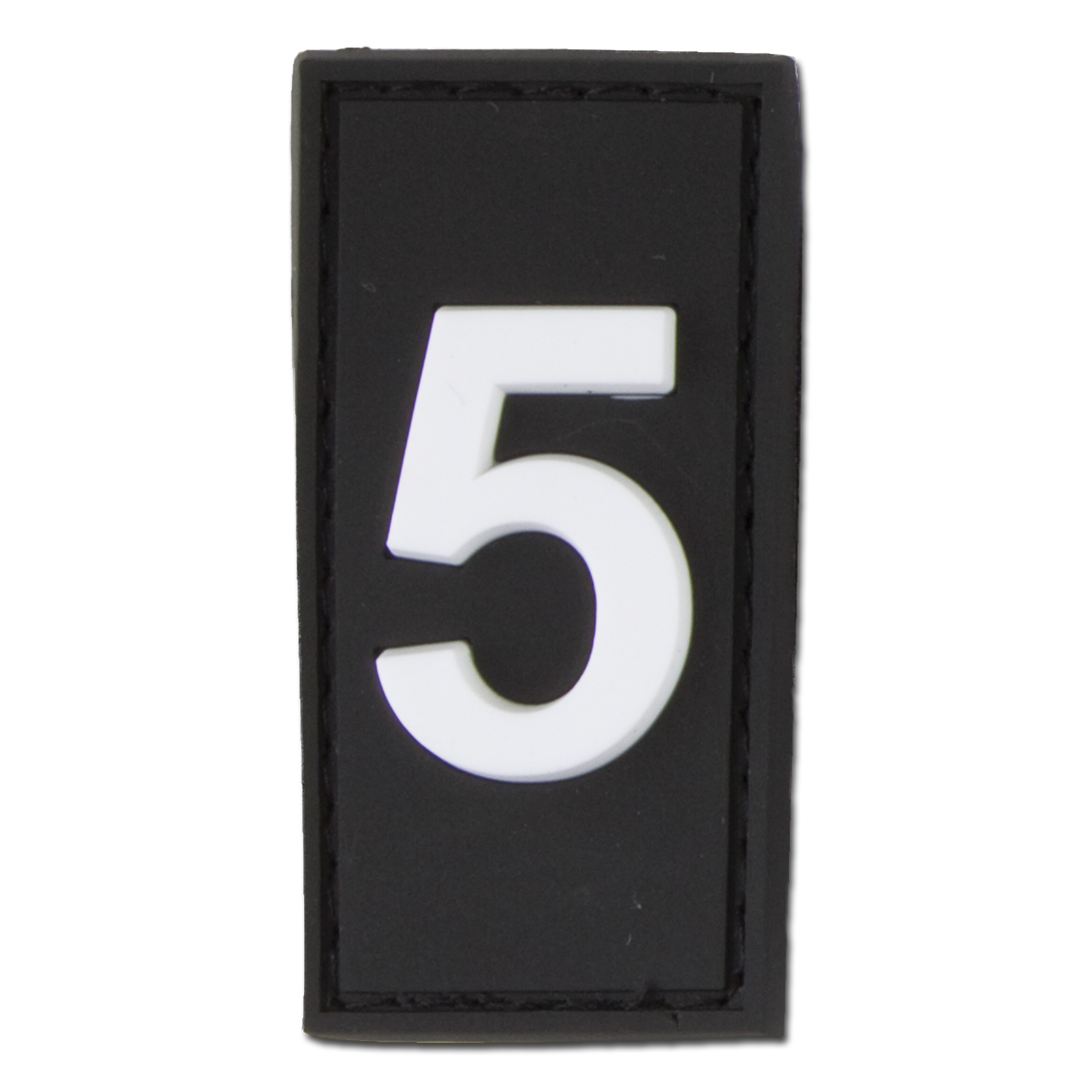 3D ID-Patch Number 5 swat