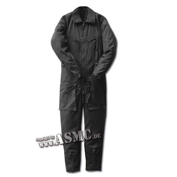 Flight Suit black