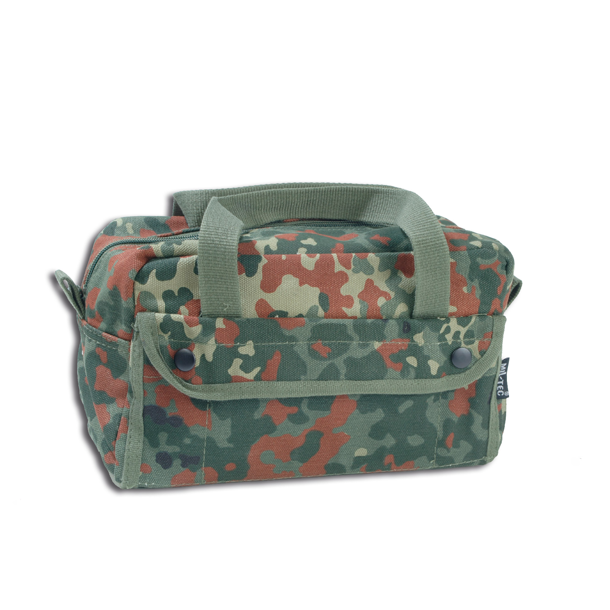 Canvas Bag small flecktarn