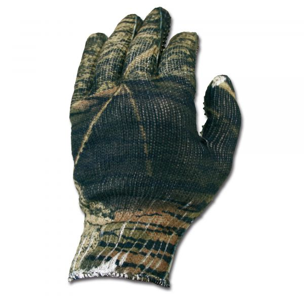 Gloves Spandoflage mossy oak