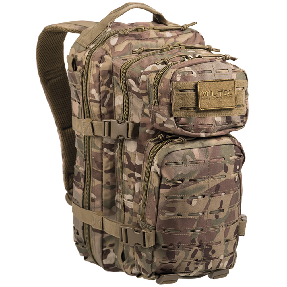 Backpack U.S. Assault Pack SM Laser Cut multitarn