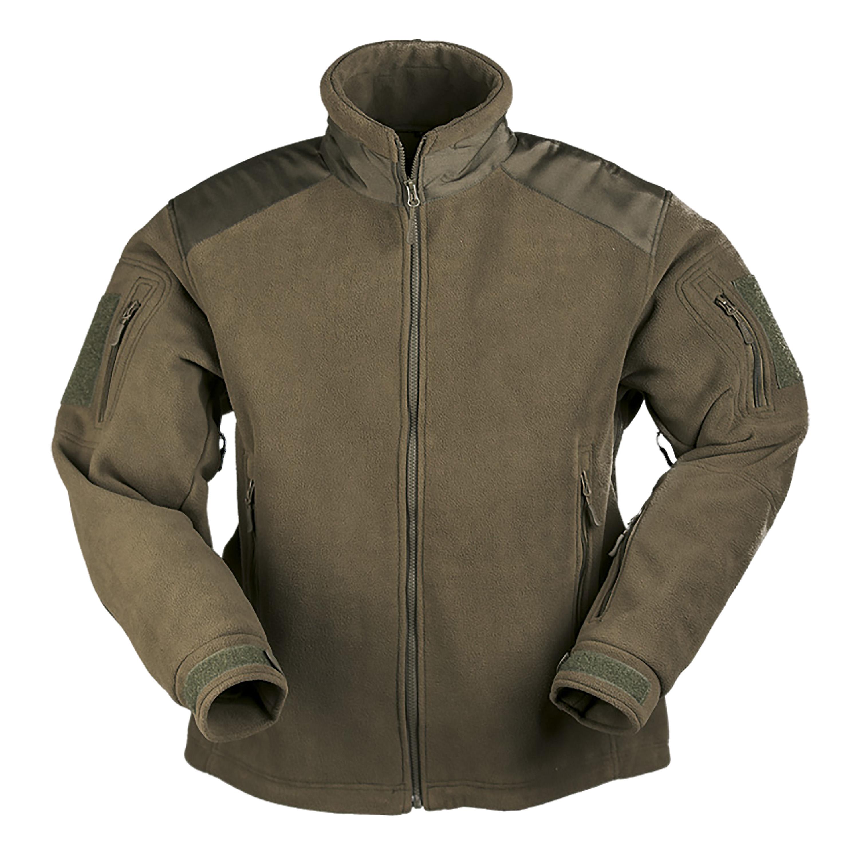 Fleece Jacket Delta olive