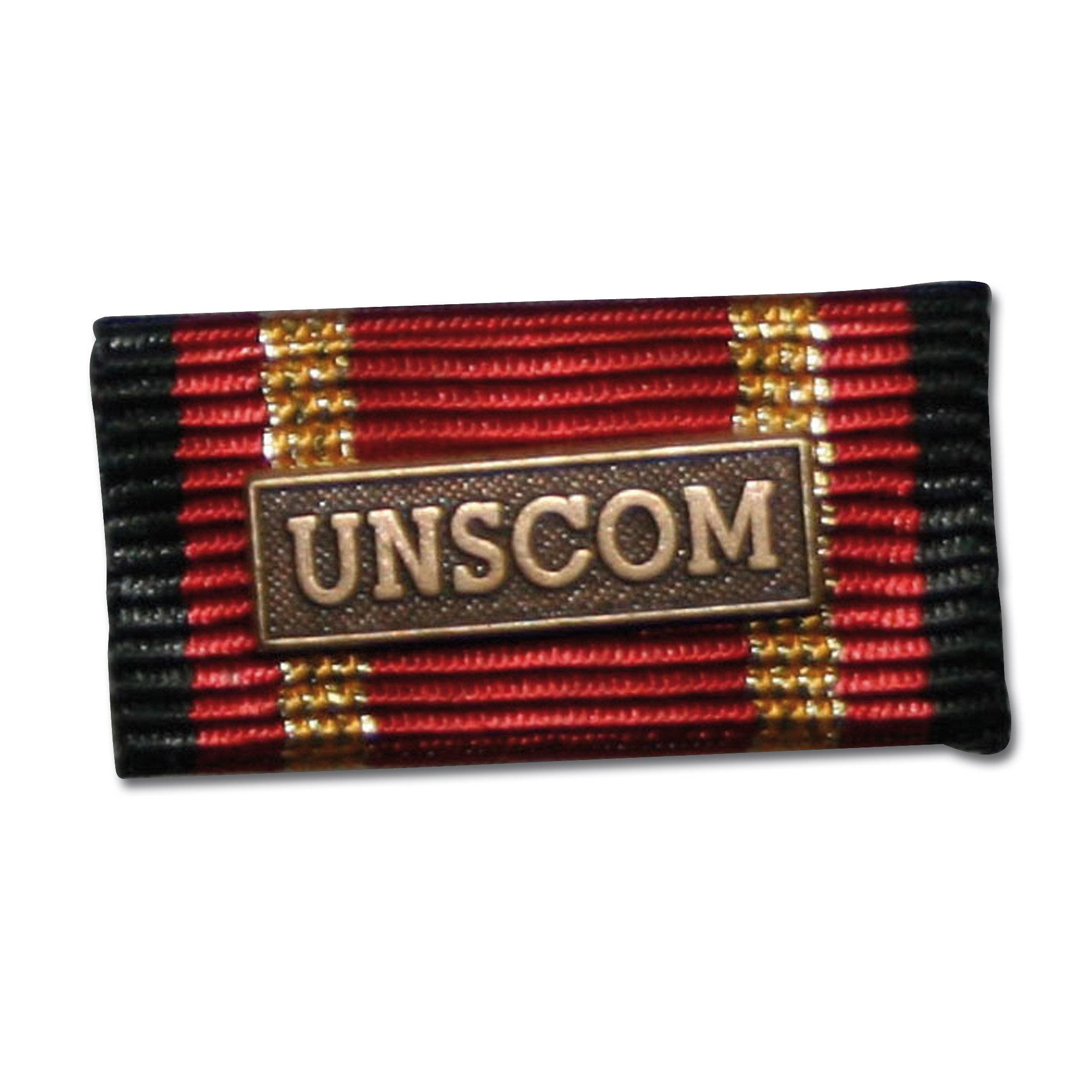 Service ribbon UNSCOM