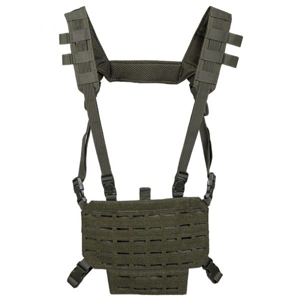 Mil-Tec Chest Rig Lightweight olive