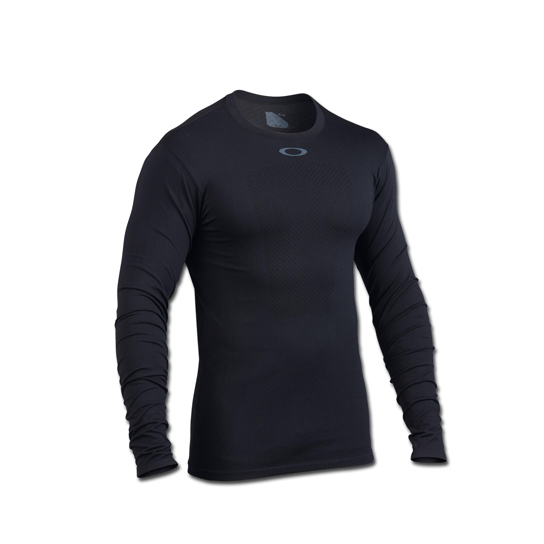 Long Arm Shirt Oakley Baselayer Seamless black