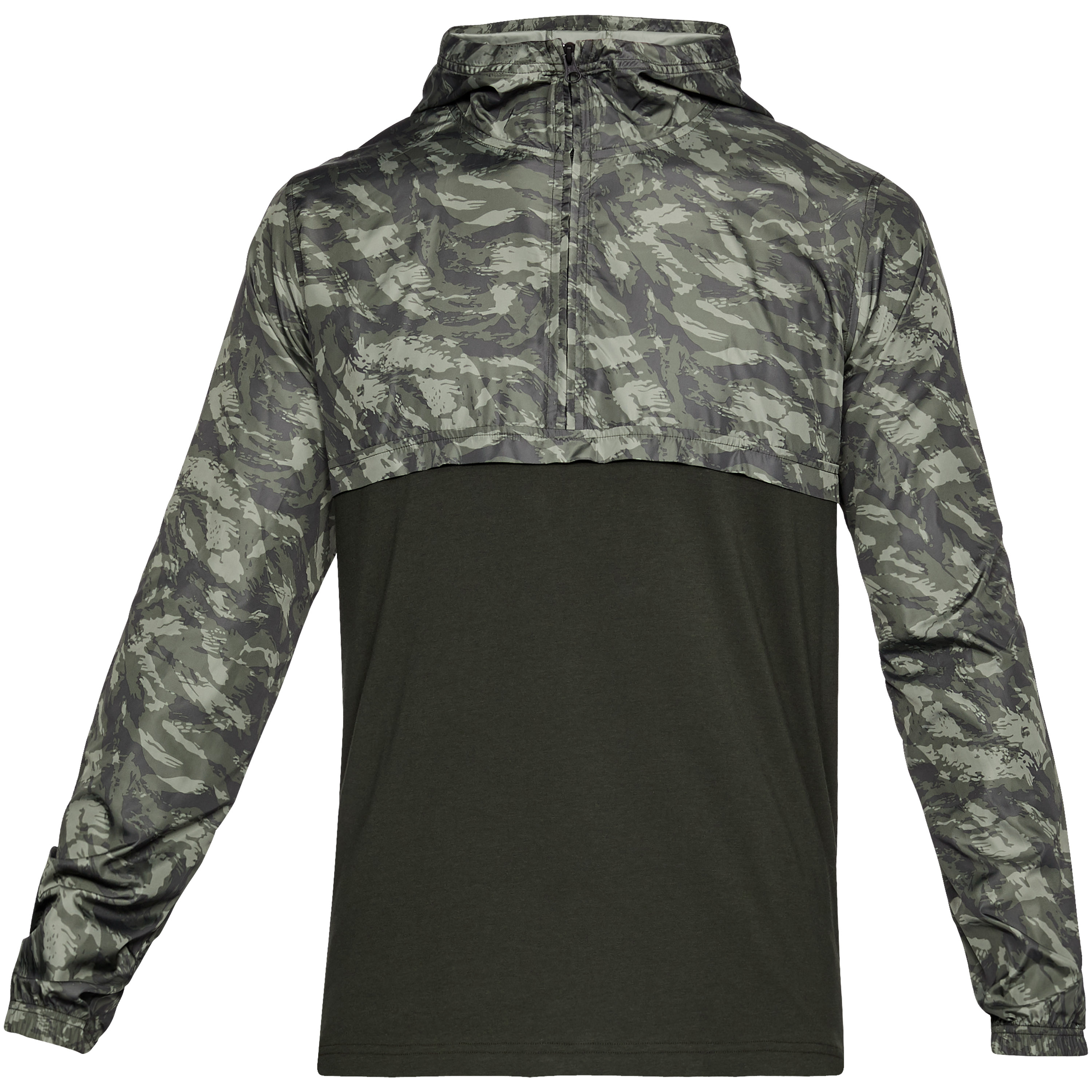 Under Armour Anorak Wind olive patterned