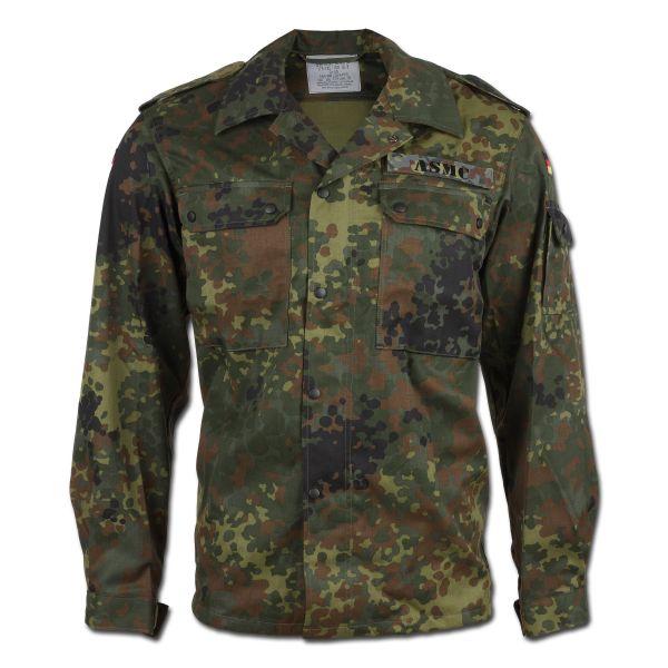 German Army Field Blouse New flecktarn