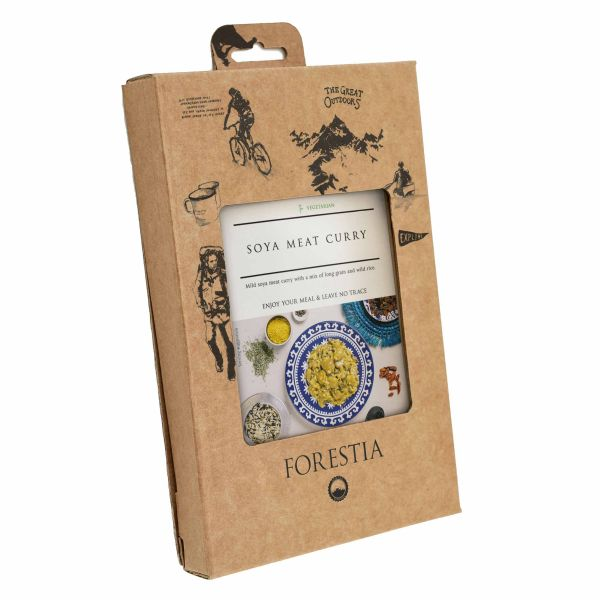 Forestia Soya Meat Curry