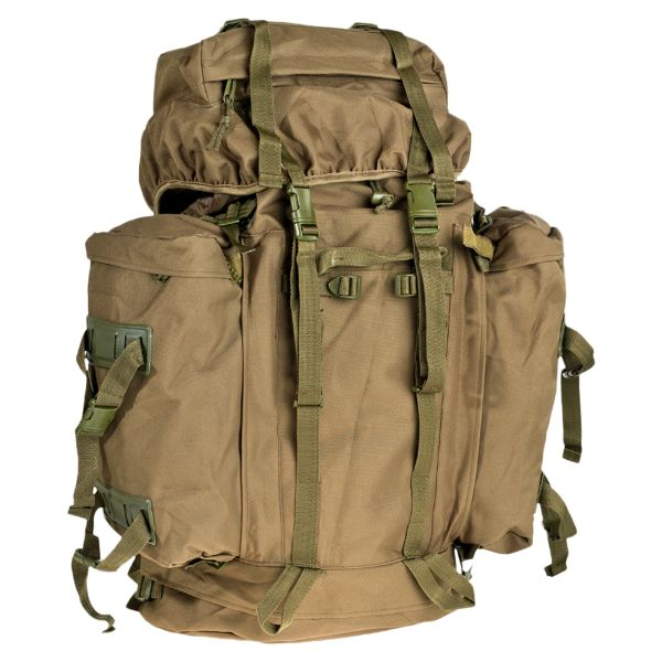 BW Backpack Mountain 100 L olive