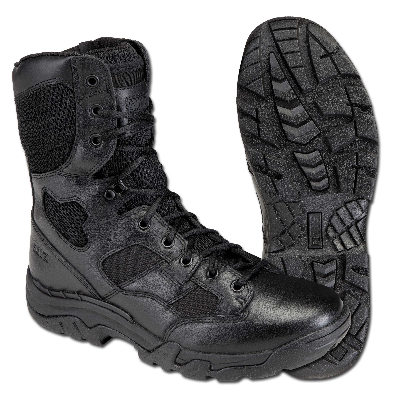 5.11 Taclite Side Zip Boots Mid black