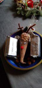 Weihnachtspanzerkekse