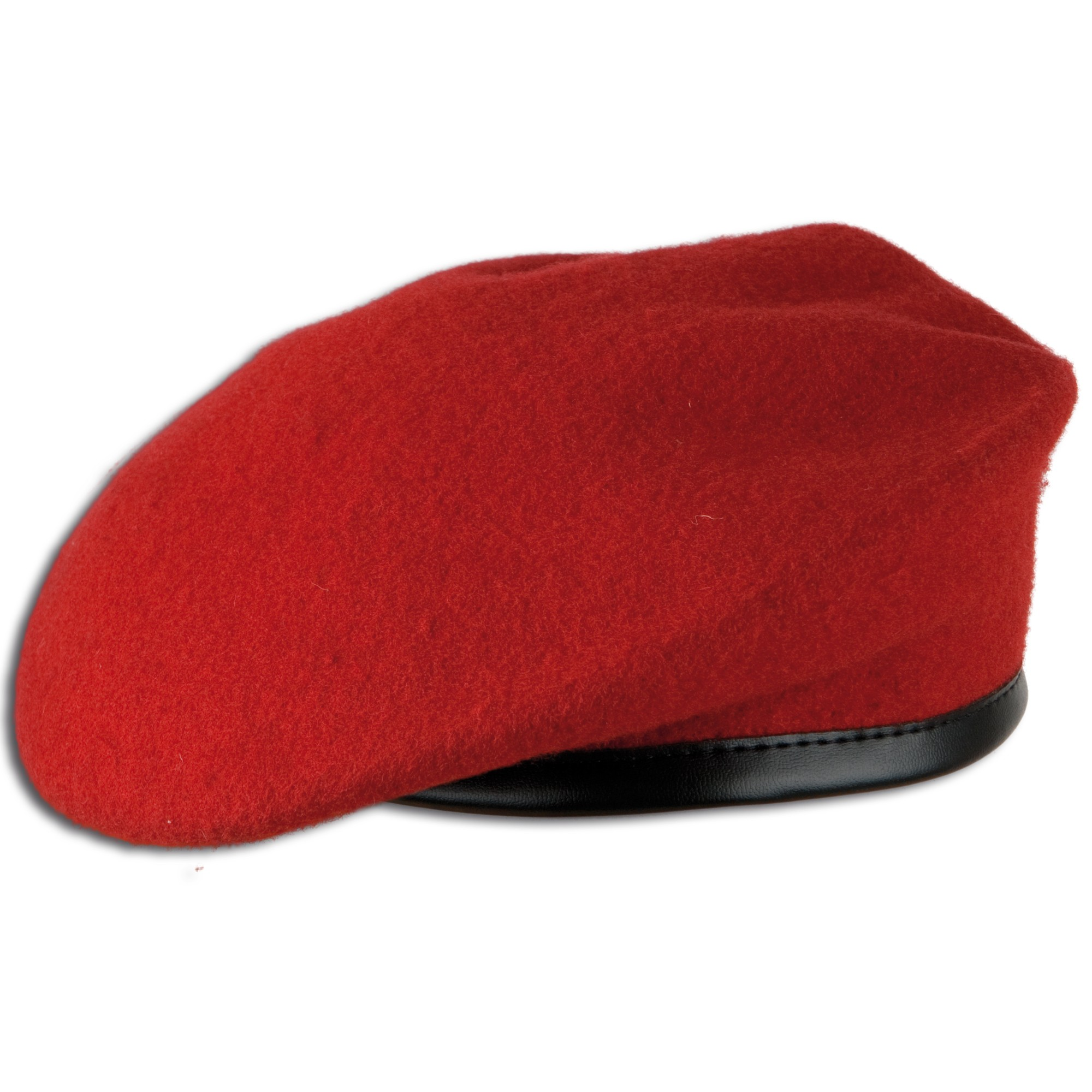 German Army Beret red