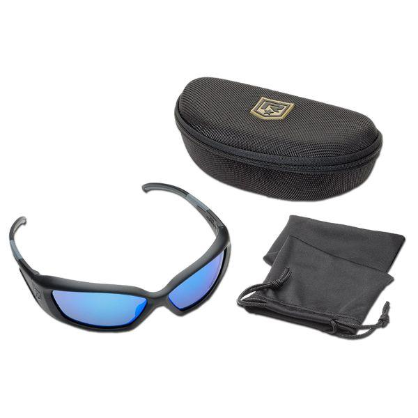 Revision Sunglasses Hellfly black/midnight mirror