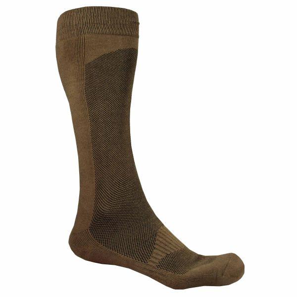 Mil-Tec Coolmax Boot Socks coyote
