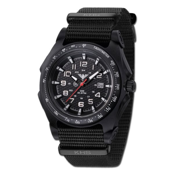 Watch KHS Sentinel Analog Nato black