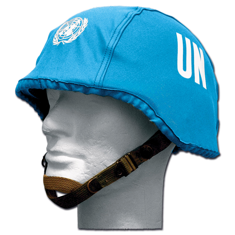 Helmet Cover UN blue