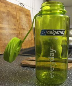 Super Trinkflasche.