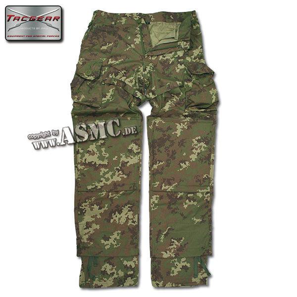 KSK Field Pants TacGear vegetato