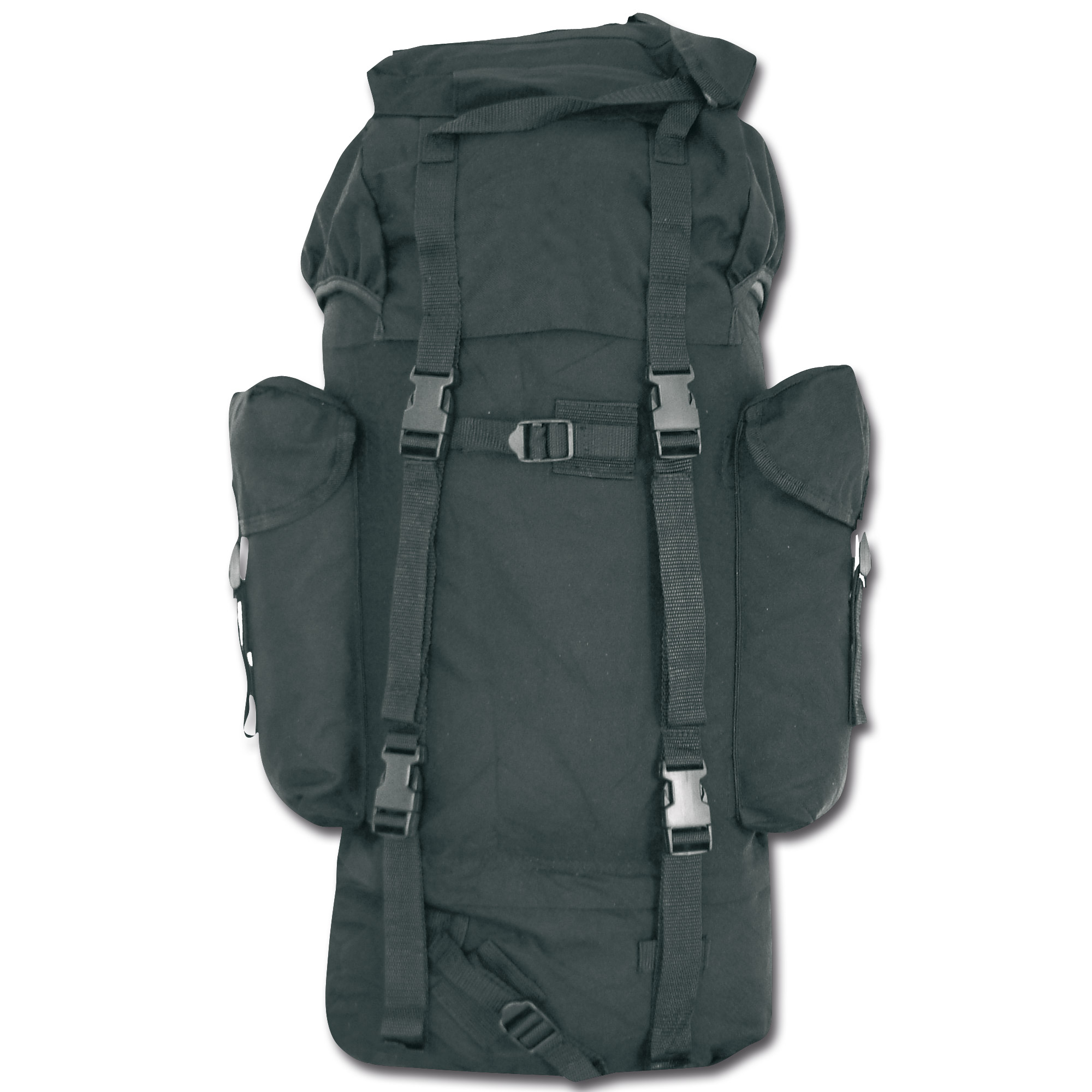 Combat Backpack Import black