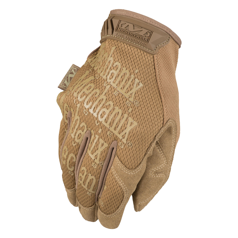 Gloves Mechanix Wear The Original coyote