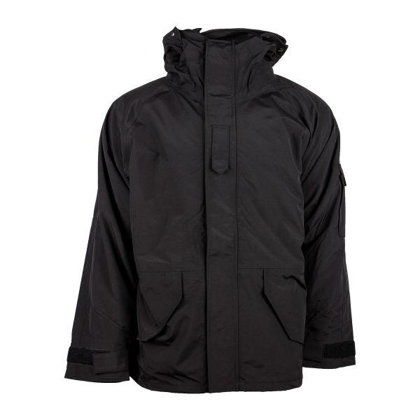 Rain Parka Mil-Tec MT-Plus black