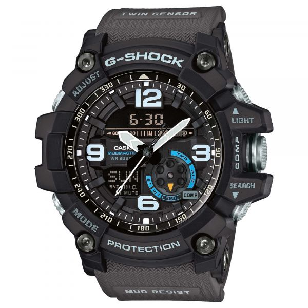 Casio Watch G-Shock Mudmaster GG-1000-1A8ER black
