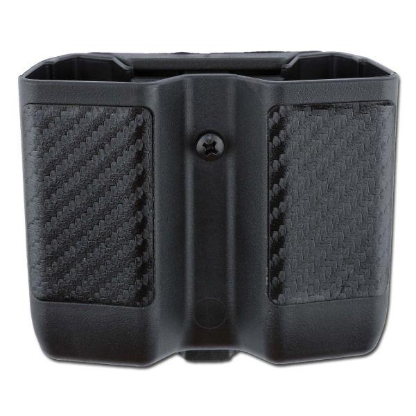 Blackhawk Double Mag Case Carbon