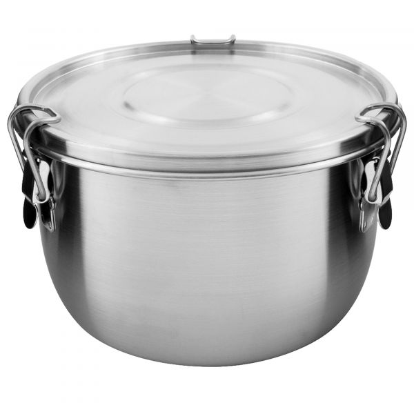 Tatonka Food Container 1 L Stainless Steel