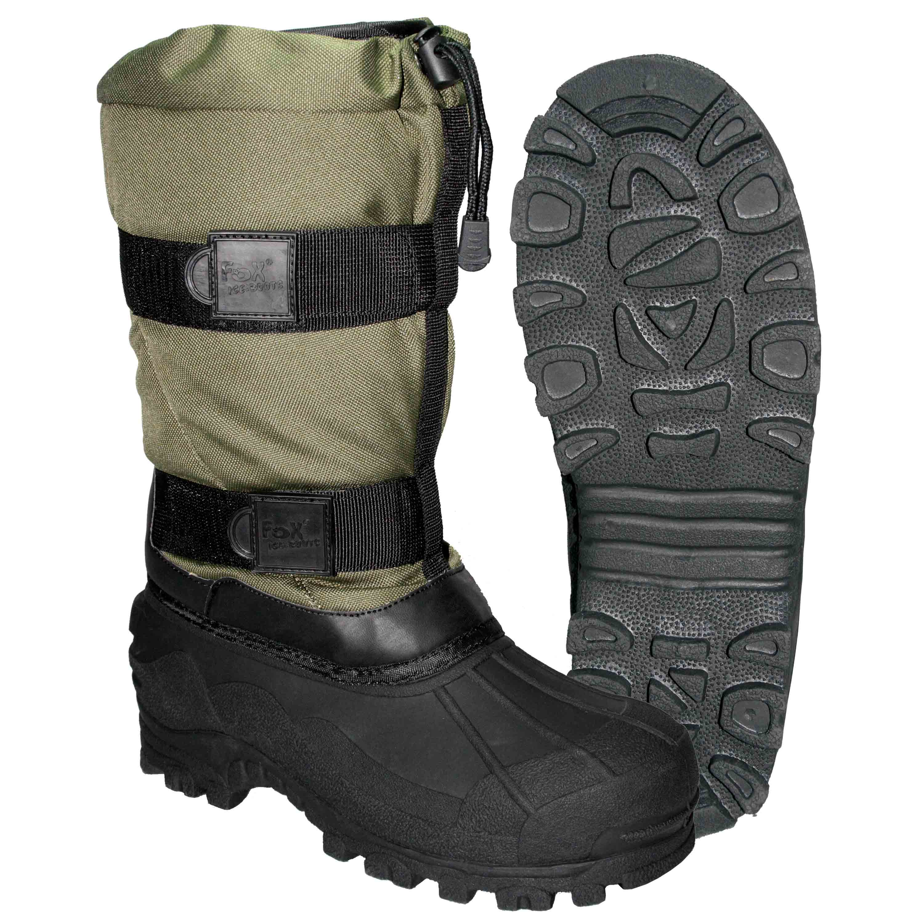Cold Weather Boots Fox 40C olive