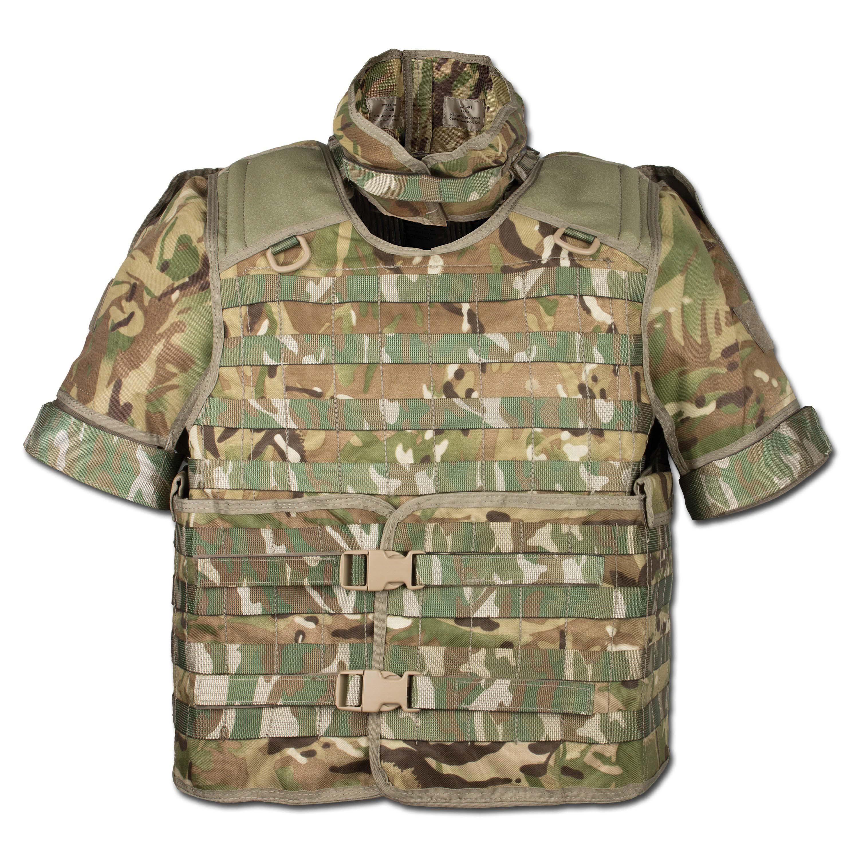 Original Osprey Body Armour Cover MTP camo mint