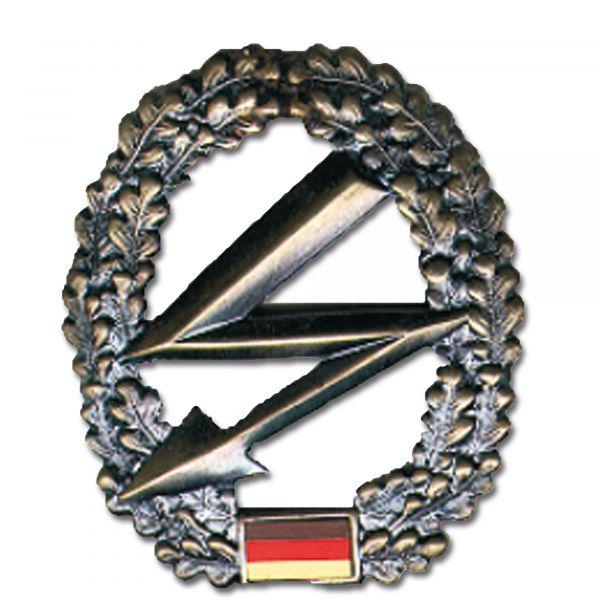 German Beret Insignia Fernmeldetruppe ( Signal Corps)