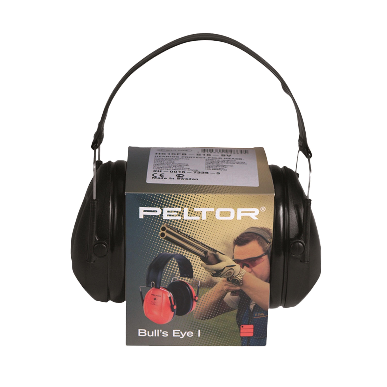 Peltor Bulls Eye I black