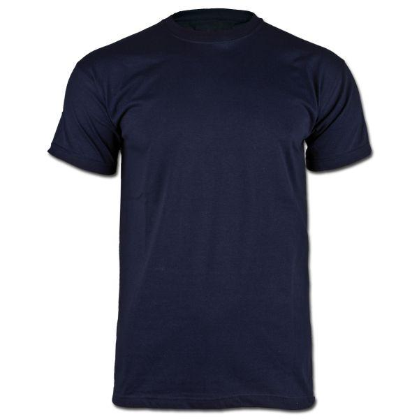 BW T-Shirt Tropical w/o Velcro blue