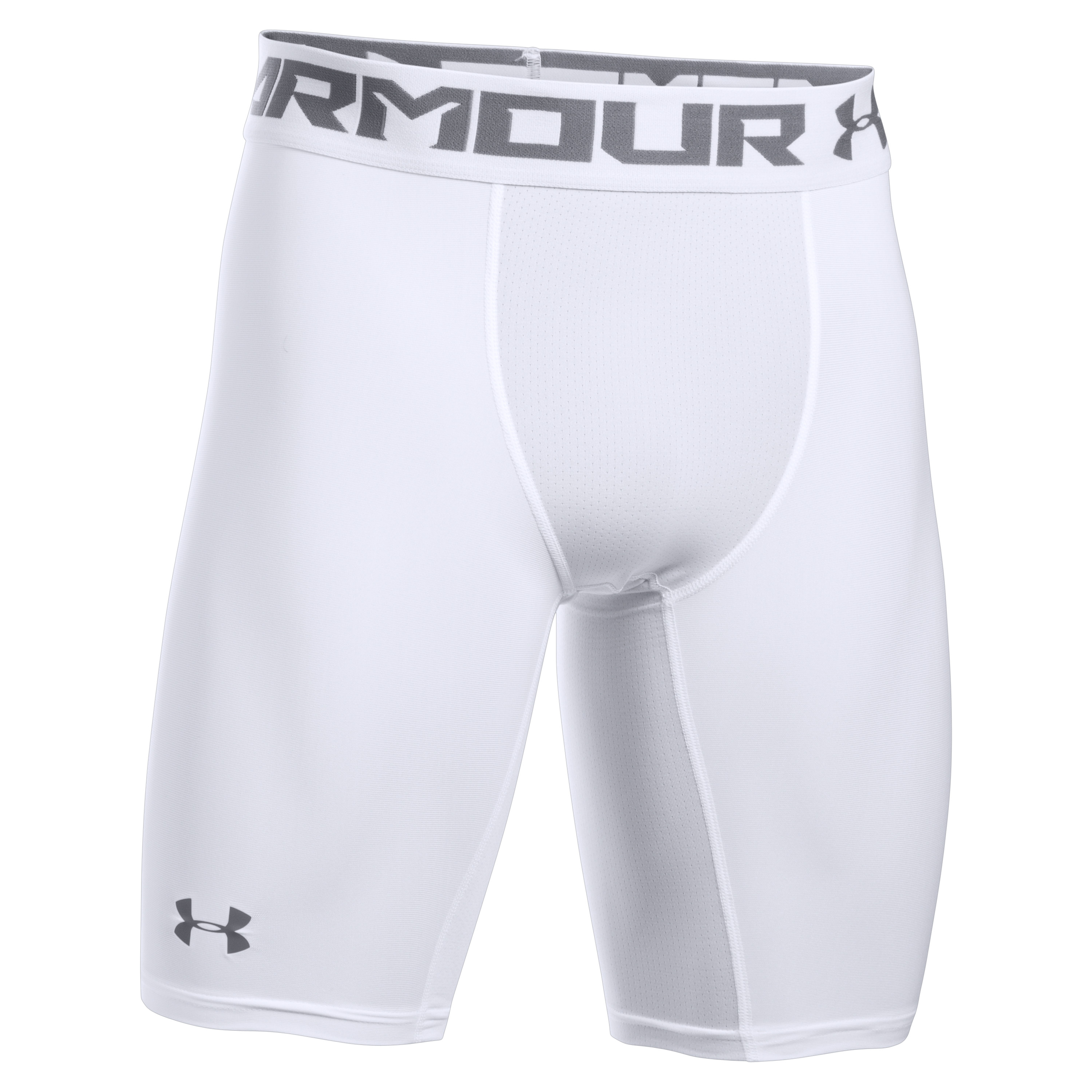 Under Armour Short HG Armour 2.0 Long white