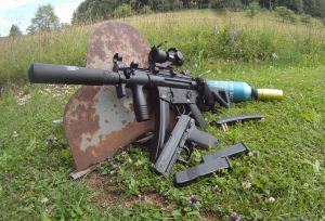 MP5 K SD