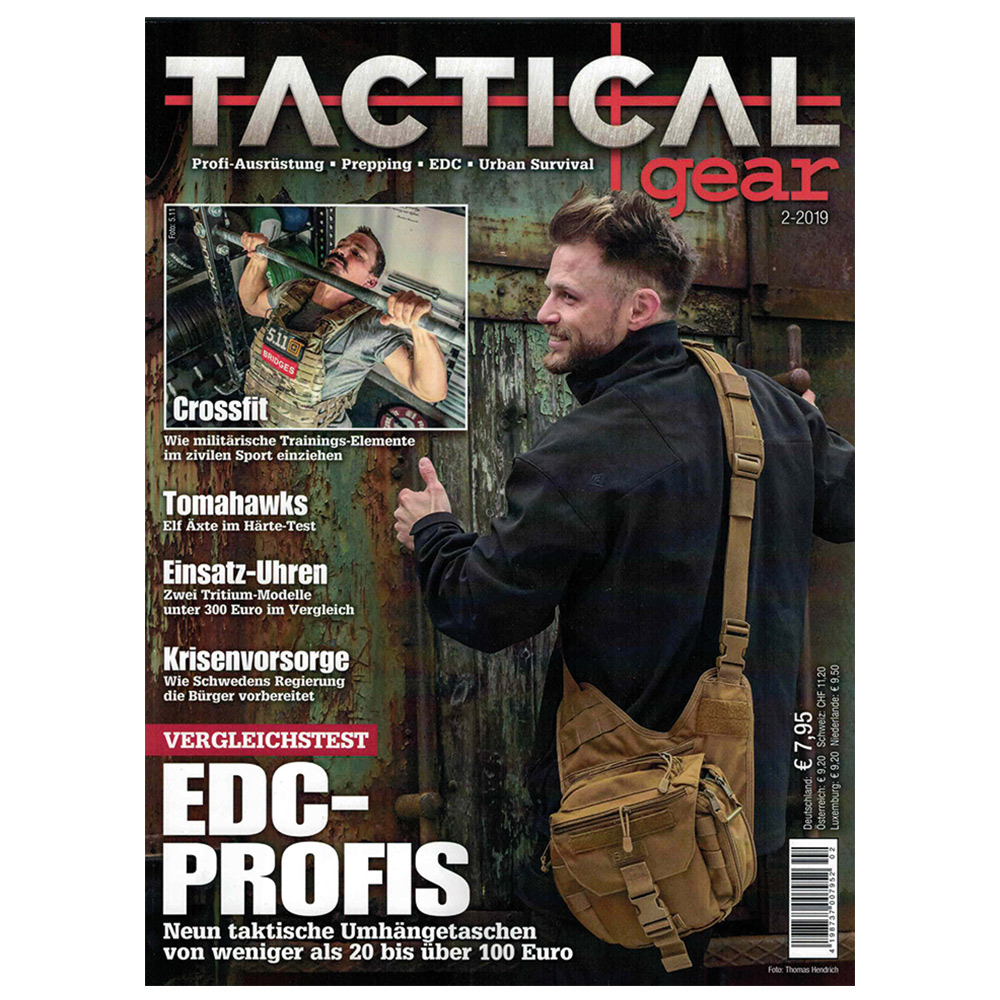 Magazine Tactical Gear 02/2019