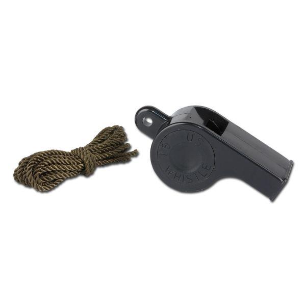 Plastic Signal Whistle