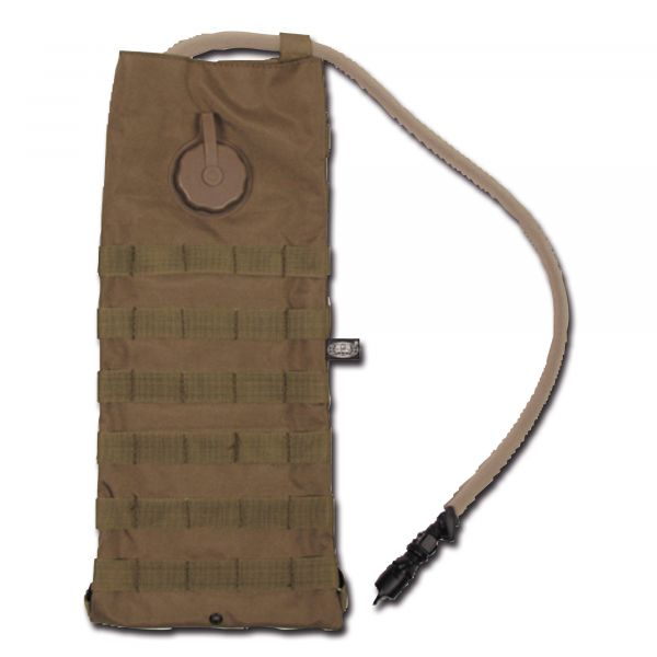 Hydration Pack MFH Molle coyote