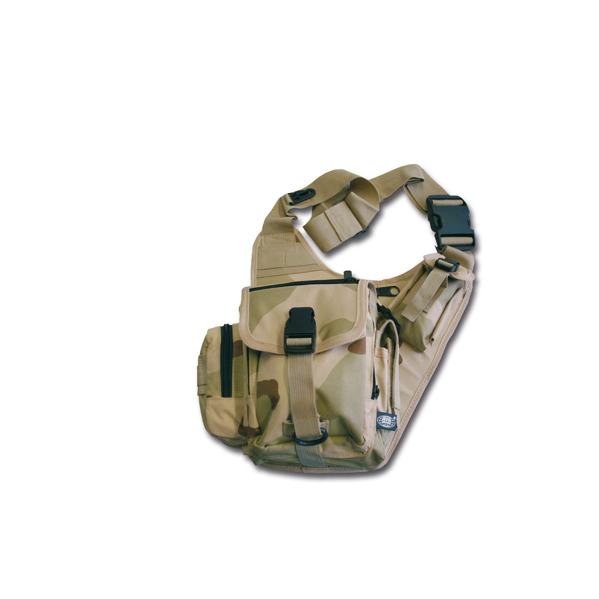 Shoulder Bag Combat desert